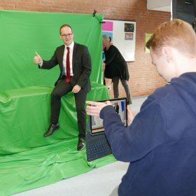 Belm-Minister-Tonne-Tjark-Friedrich-Digitalpakt-GreenScreen-Studio_web
