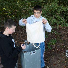 Müll sammeln 1