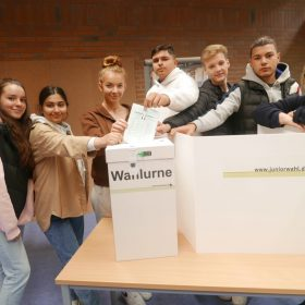 OBS Belm-Juniorwahl (2)